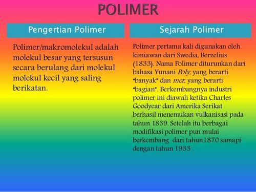 Apa Itu Polimer Bipolar? ini bekerja dengan cara yang